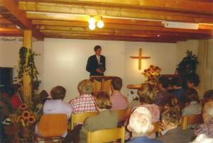 Gottesdienst FEG Sumiswald